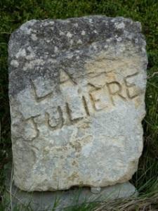 La Juliere -entree